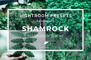 Shamrock Lightroom Presets Instagram