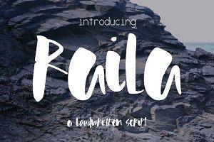 Raila Font