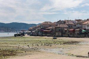 Village of Combarro in Pontevedra