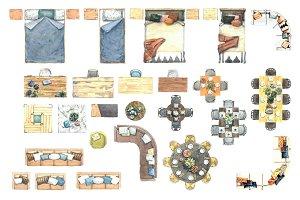25 objekt for planning