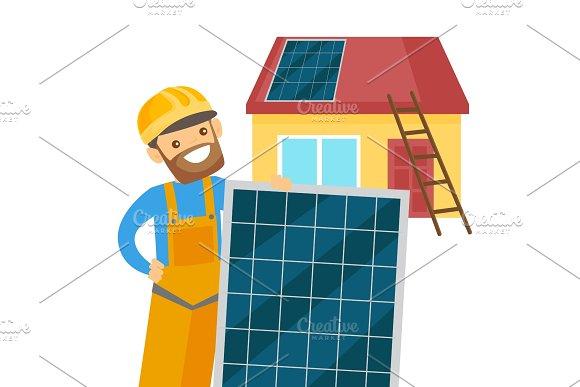 Stock Solar Panel Icon Torrent 187 Designtube Creative