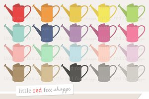 Watering Can Clipart