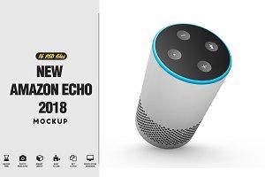 New Amazon Echo 2018