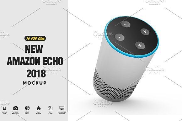 New Amazon Echo 2018