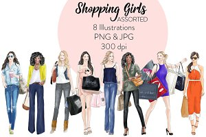 Shopping Girls 2
