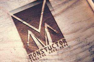 Monstuctor Logo