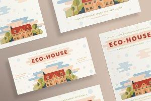 Flyers | Eco House