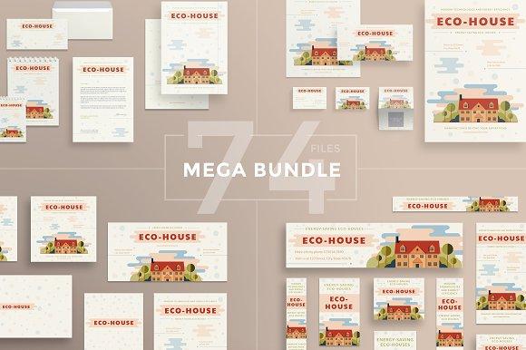 Mega Bundle | Eco House