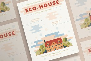 Posters   Eco House