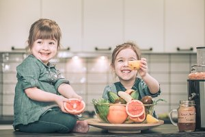 healthy food for children
