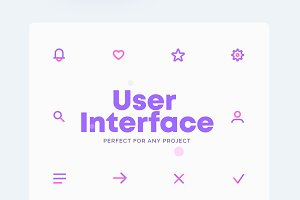 User Interface Icons Set