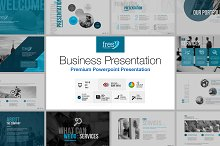Fresy | Business PowerPoint Template