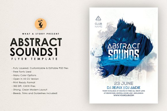 Abstract Sounds 1