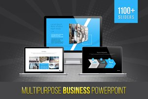 Bravo Multipurpose Business Template