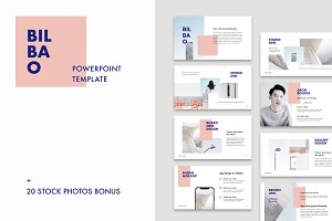 BILBAO - Powerpoint Template + Bonus