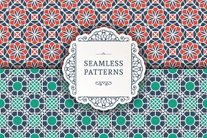 2 Seamless Patterns