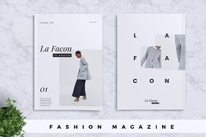 La Facon Fashion Magazine