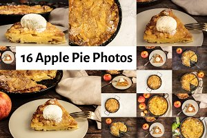 16 Apple Pie Photos