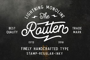 Routen Lightning Monoline 40%OFF!