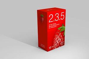 2.3.5 Simple 3D Box Mockup