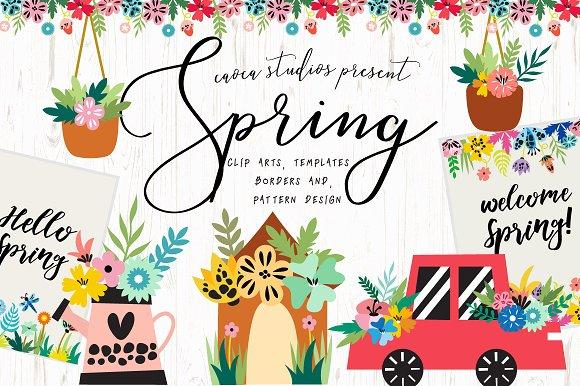 Spring Tool Kit