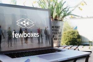 Boxes Logo