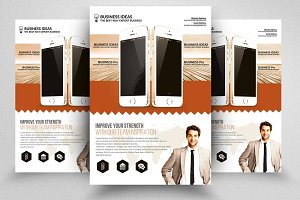 Product Business Flyer Template