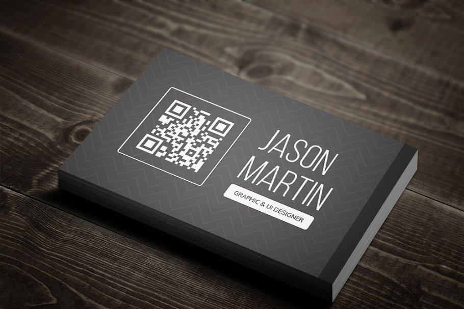 Creative Individual Business Card
