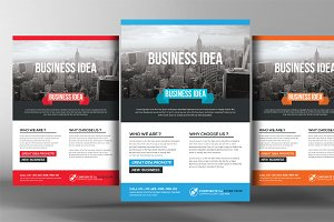 Web & Business Flyer