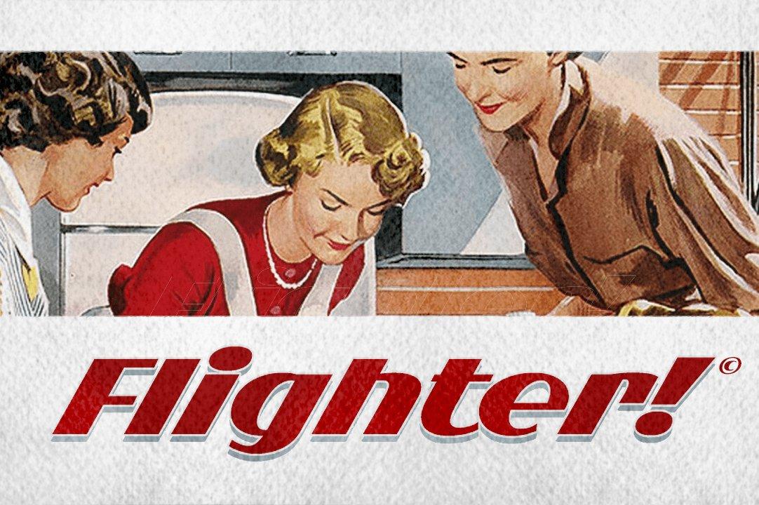 Sans-Serif-Flighter-Font-www.mockuphill.com