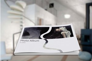 Fhoto Albums Template