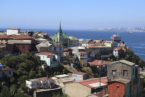 Valparaiso View