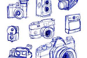 sketches cameras