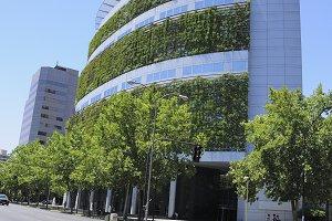 Ecologic Building. Santiago