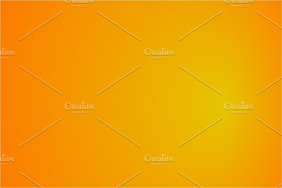 Vector Illustration Abstract Orange Background Halloween Layout Design Studio Room Web Template Business Report With Smooth Circle Gradient Color