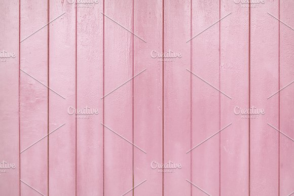 pink wood background - dark