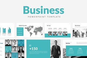 Business plan powerpoint template presentation templates business powerpoint template cheaphphosting Images
