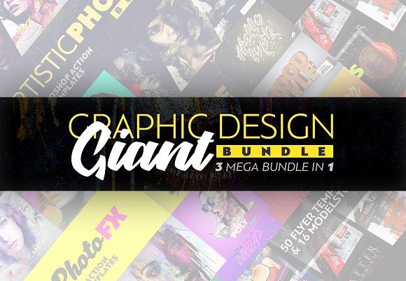 Graphic Design Giant Bundle