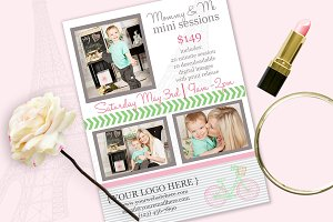 French Mothers Day Mini Session