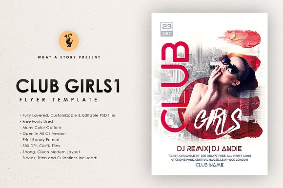 Club Girls 1
