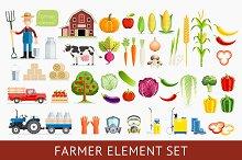 Farmer Element Set