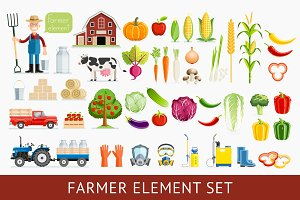 Farmer Element Set