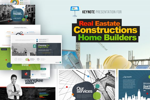 Real Estate Construction Keynote