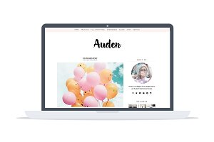 Auden - Blog & Shop Theme