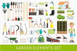 Garden Elements Set