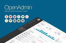 OpenAdmin Dashboard Premium