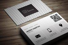 Metro Creative Business Card