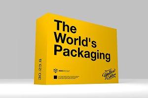 30.23.8 Simple 3D Box Mockup