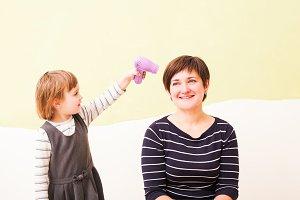 The children's hairdresser
