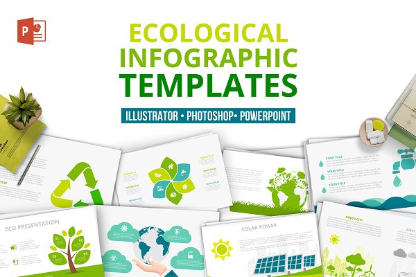 Ecological presentation templates